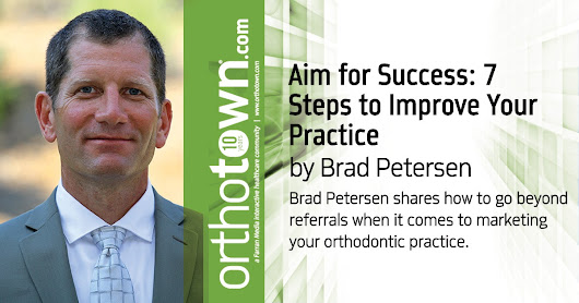 Aim for Success: 7 Steps to Improve Your Practice by Brad Petersen