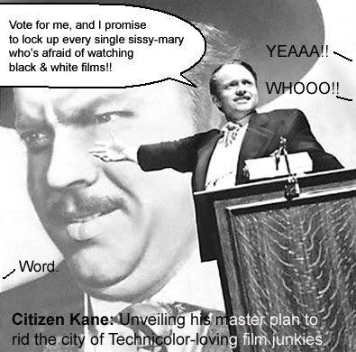Disgruntled Citizen Kane