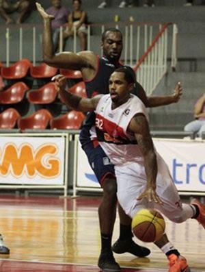 David Jackson Flamengo x Limeira basquete (Foto: Fernando Azevedo/Fla Imagem)