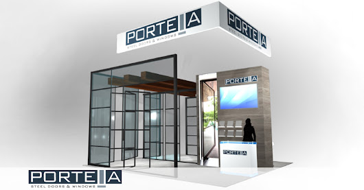 Visit Portella at the National AIA Conference, June 21-23 in NYC - Portella