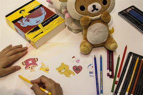 manga drawing  animation  kids