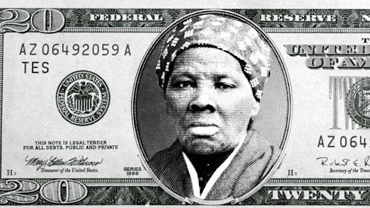 Harriet Tubman to be on the $20 Bill