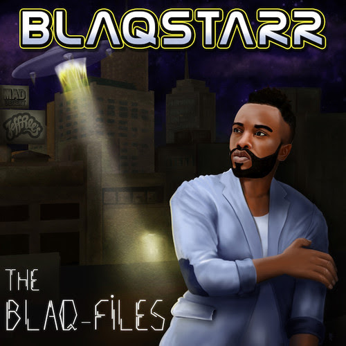Blaqstarr - The Blaq-Files EP (JEFF066) » EDM Blog | Just Noise To Me