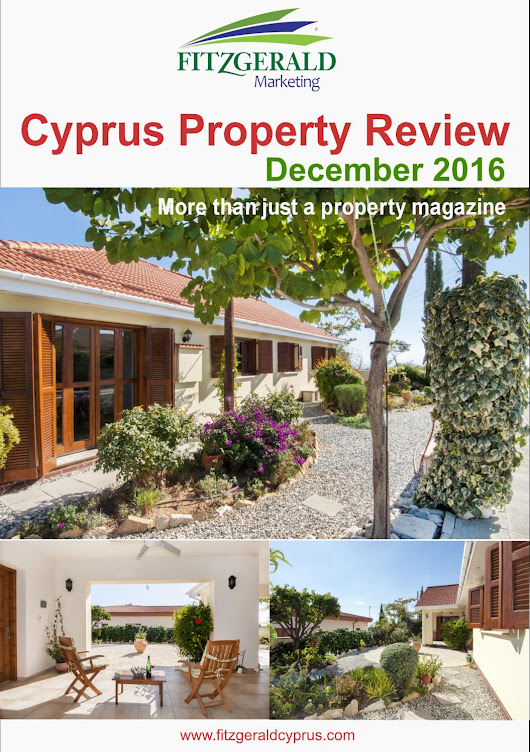 Cyprus Property Review December 2016