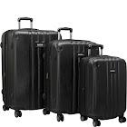 Kenneth Cole Reverb 8 Wheel 3-Pc Luggage Set