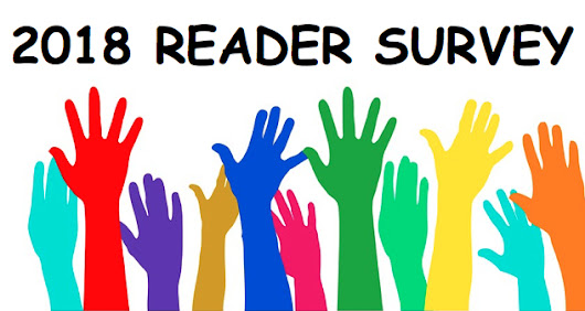 Announcing the 2018 Reader Survey