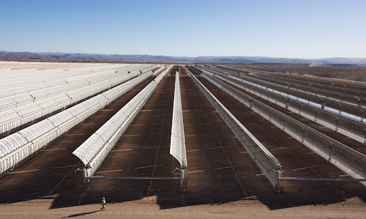 Morocco poised to become a solar superpower with launch of desert mega-project | Environment | The Guardian