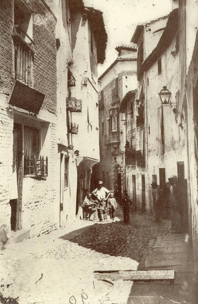 Calle Cadenas. Foto Casiano Alguacil.
