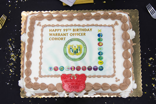 MDARNG Celebrates Army Warrant Officer Cohort's 99th Birthday