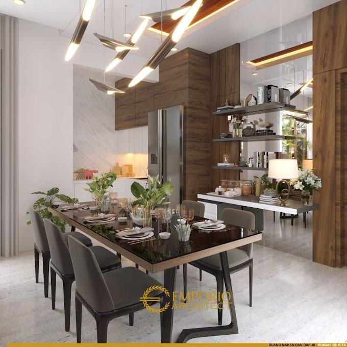 Penataan Ruang Makan Dan Dapur   Ide Rumah Minimalis