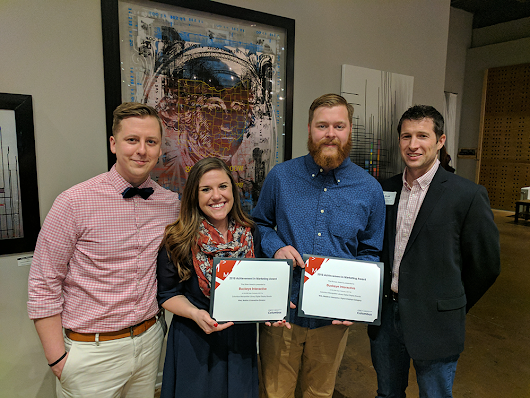 Buckeye Interactive receives two Achievement in Marketing Awards from the Columbus chapter of the American Marketing Association | Buckeye Interactive