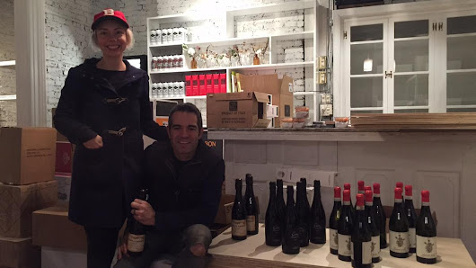 Lucas Confectionery owners open new boutique wine shop today - Albany Business Review