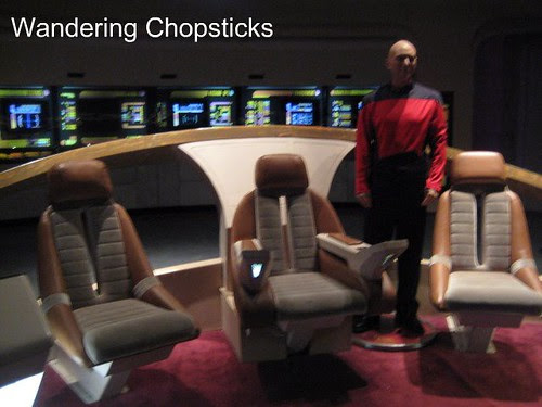 Star Trek The Exhibition (Hollywood & Highland Center) - Los Angeles 20