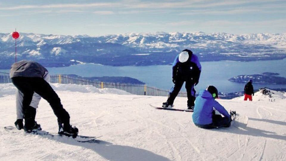 Uno de los destinos más elegidos por los turistas extranjeros es Bariloche