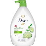 Dove go Fresh Cucumber & Green Tea Body Wash - 34 fl oz
