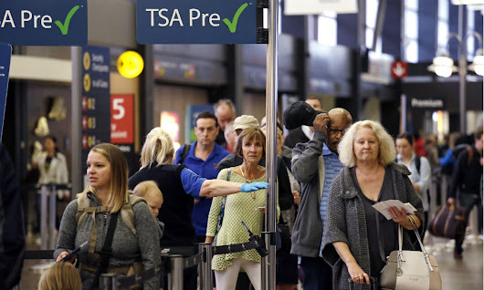 TSA Says Hiring Surge Will Help With Record Travel Levels This Summer