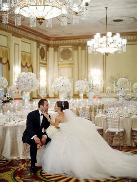 1000  ideas about White Wedding Receptions on Pinterest