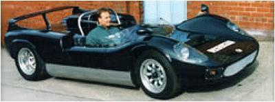 Autotune McLaren M1 replica