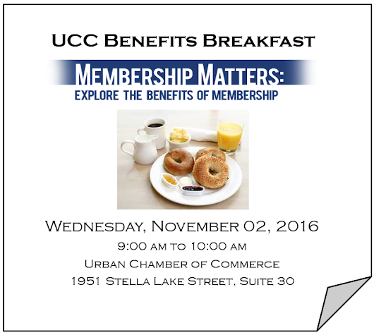 UCC Benefits Breakfast