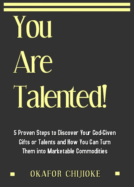 cjonline501 : I will send You a Proven Talent Discovery Guide for $5 on www.fiverr.com