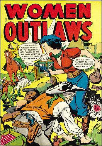 Women Outlaws #8