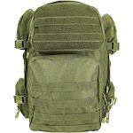 Every Day Carry Tactical Barrage Backpack - OD Green