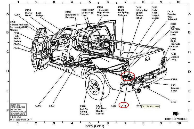 Wiring Diagram: 32 1997 Ford F150 Wiring Diagram
