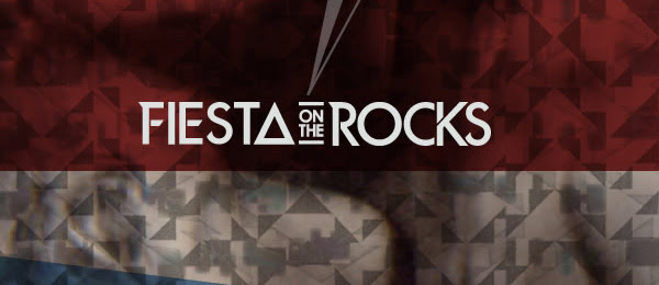 Viernes de bailar al ritmo de Fiesta On The Rocks.