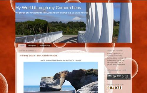 My World through my Camera Lens