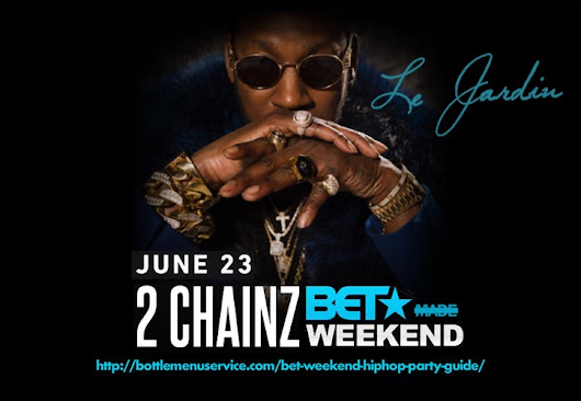 2 Chainz | BET Awards Weekend Saturday Day Party