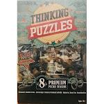 Thinkbox 8 Wooden Premium Thinking Puzzle Treasures