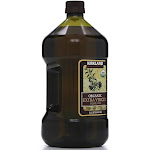 Kirkland Signature Organic Extra Virgin Olive Oil - 2 L bottle