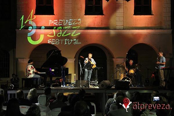 Πέφτει σήμερα η αυλαία του 14ου Preveza Jazz Festival (Δείτε video+photos από τη 2η ημέρα)