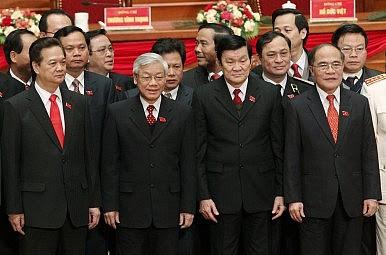Vietnam's Leadership Succession Struggle