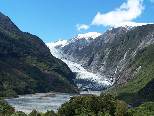 The Franz Josef Glacier: Facts and Figures - Distant Journeys Blog