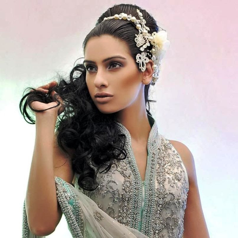 Pakistani Hairstyles Fashion 2018 for girls | NewFashionElle