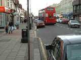 Barkingside High Street without the roadworks