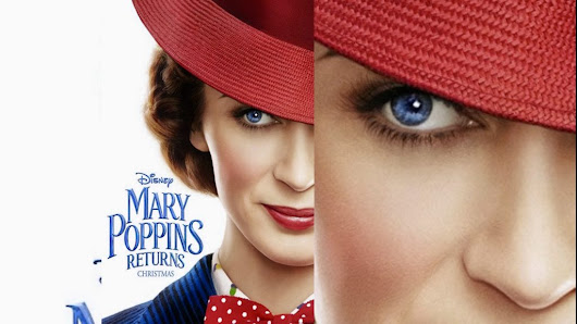 Mary Poppins Returns Teaser - December 21 - she's a changed woman | YNUKtv
