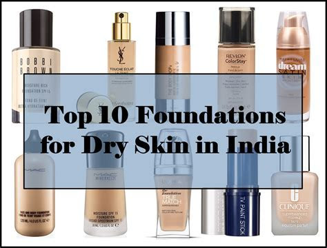 Top 10 Foundations for Dry Skin in India, Prices, Buy Online