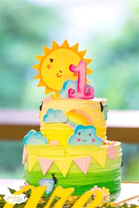 Kara's Party Ideas Stellar You Are My Sunshine Birthday