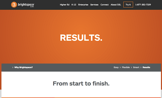 D2L Again Misusing Academic Data For Brightspace Marketing Claims -