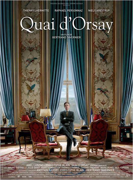 Quai d'orsay film