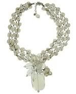 Ursula Mother of Pearl Necklace