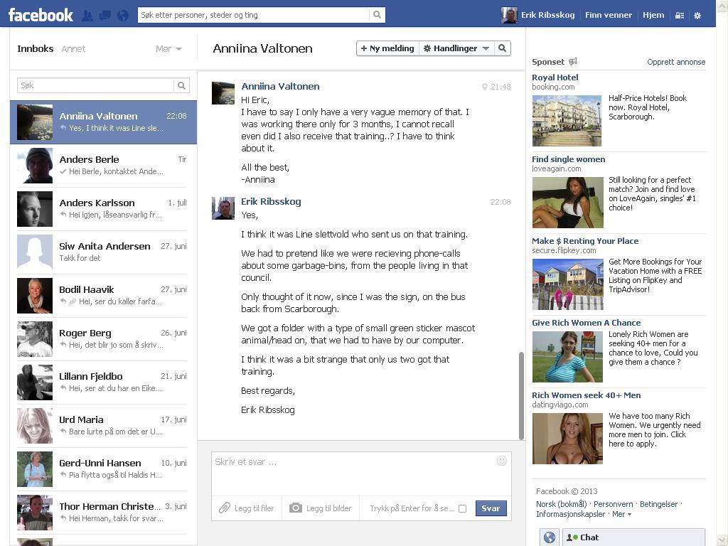 sticker facebook