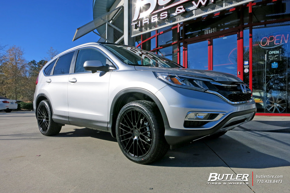 Honda Crv With 20in Tsw Max Wheels Exclusively From Butler Tires And Wheels In Atlanta Ga