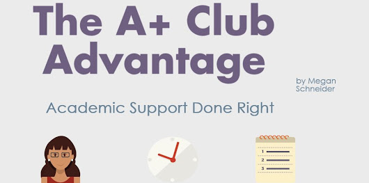 Is your student getting missing work lists from teachers already? Try the A+ Club instead. - The A+ Club from School4Schools.com