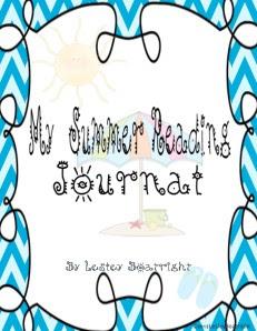 My Summer Reading Log-001
