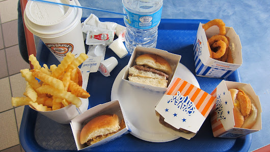 Dude, where's my burger? White Castle rolls out 'veggie sliders'
