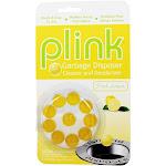 Plink Cleaner & Deodorizer, Garbage Disposer, Fresh Lemon - 10 treatments, 0.81 oz