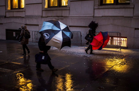 Nor'easter brings snow and strong winds to New York and New Jersey | | 24 saat